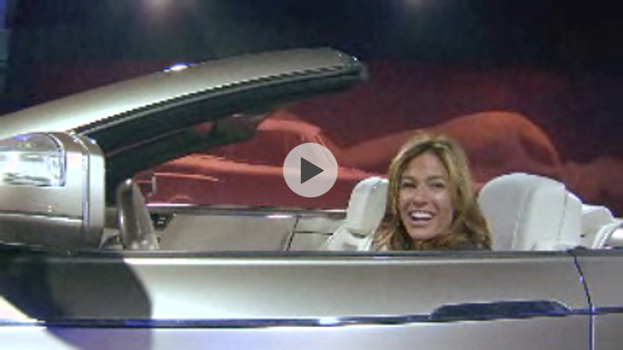 Kelly Bensimon in the Concept Ocean Drive, MBFW Spring/Summer 07