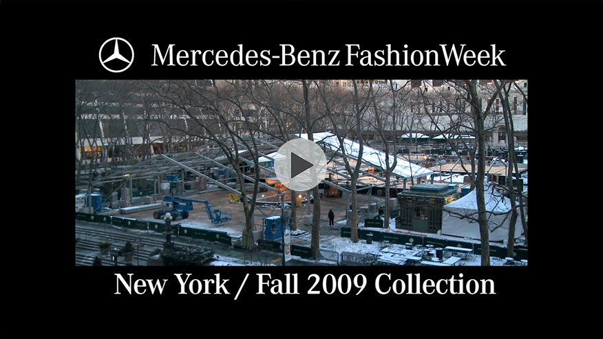 Building Mercedes-Benz Fashion Week: 48 Hours to Fashion
